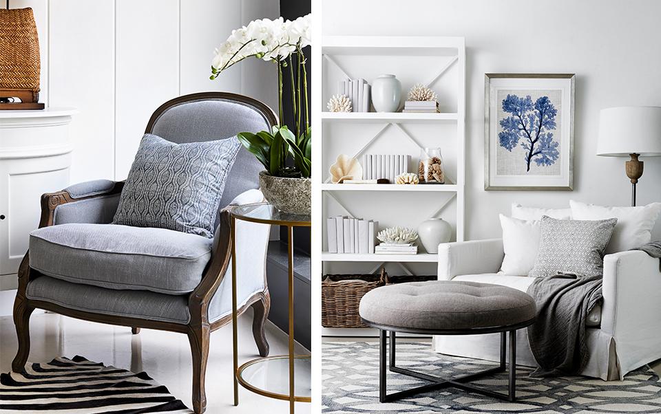 hamptons style furniture sydney