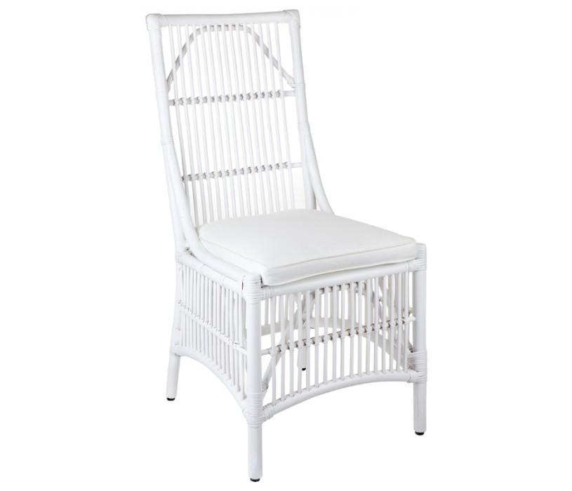 Tremendous Orient Bay Dining Chair White Inzonedesignstudio Interior Chair Design Inzonedesignstudiocom