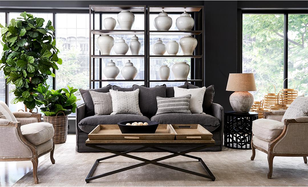 Living Room Design - La Maison