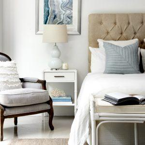 Hampton style Bedroom