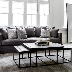 Hampton style inspiration for living room