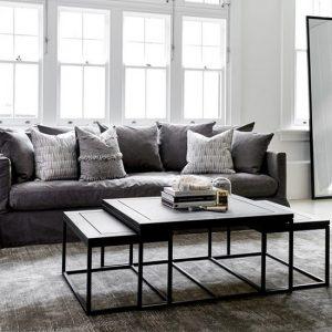 Hampton style inspiration for living room